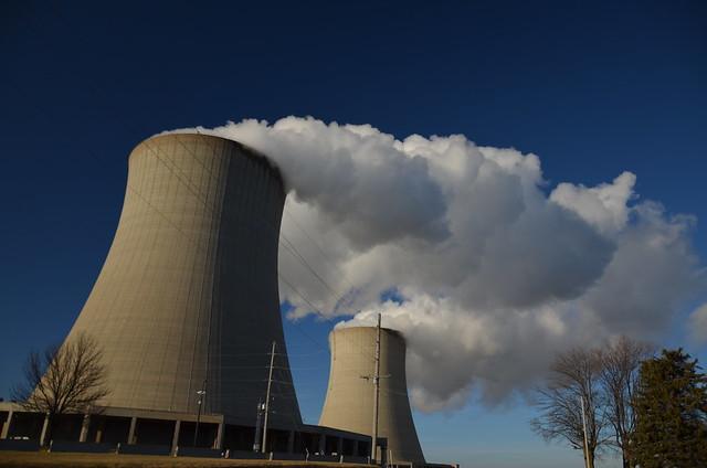 Illinois Nuclear power Plant
