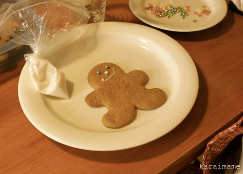 Gingerbread man - Pipariukko
