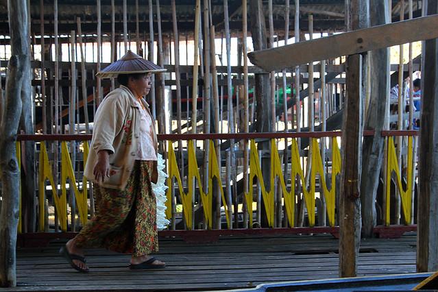 Phaung Daw Oo Paya, Inle Lake