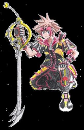 Sora Kurogane From