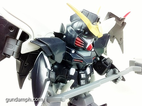 SD Gundam Online Deathscythe Hell Custom Toy Figure Unboxing Review (32)