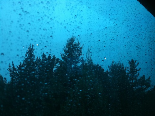 Rainy window chabot