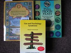 nourishing books