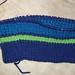 A Stripey Slouchy Hat 1