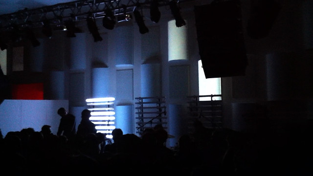 mayer+empl . on3 . video mapping performance . munich . 2010