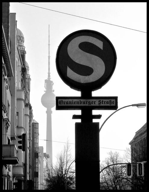 Oranienburger Straße