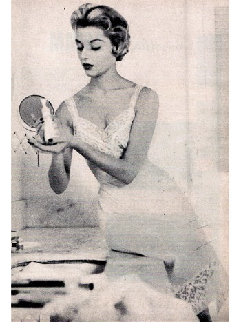 Vintage Slip Ad