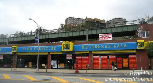 north side of Surf Avenue, Coney Island