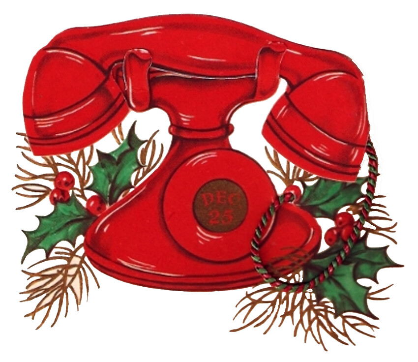 ChristmasPhoneNoText