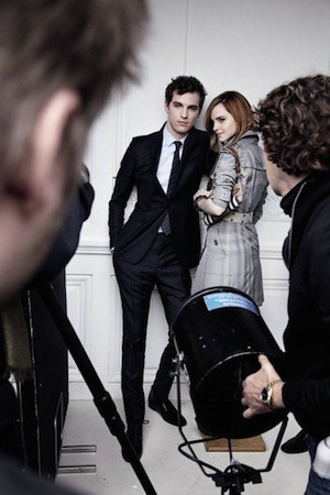 Spring:Summer 2010 Campaign - Behind The Scenes (5)