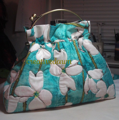 Quilty bag by creativedawn