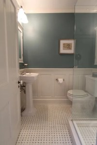 Master Bathroom Design Decisions - Tile vs. Wood ...