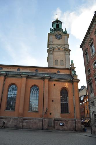 2011.11.10.236 - STOCKHOLM - Gamla stan - Storkyrkan (Sankt Nicolai kyrka)