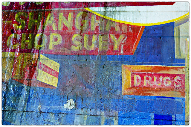 Shanghai Chop Suey and Drugs