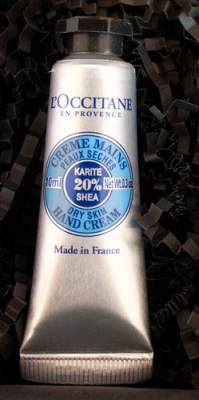 L'occitane 20% Shea butter hand cream