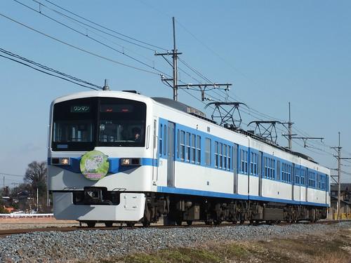 6002F(あの花HM) @武州荒木~東行田