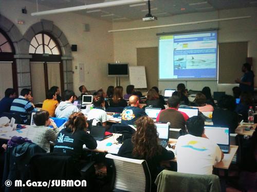 Curso de MMO y PAM para operar en aguas españolas