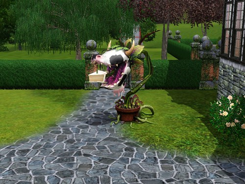 Cow Plant to Return to The Sims via Sims 3 Store!