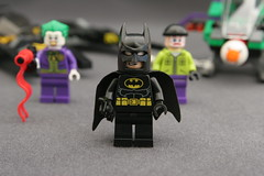 6863 Batwing Battle Over Gotham City - Batman 1