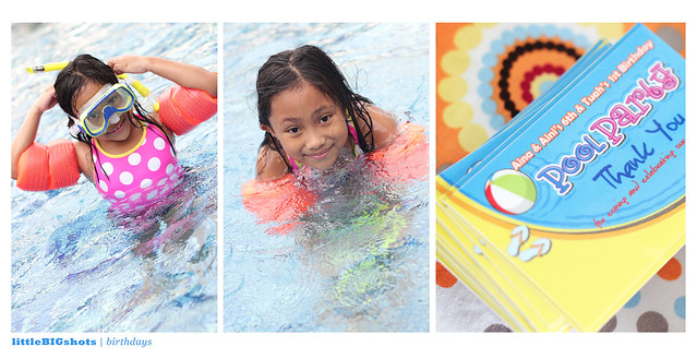 SuperTuah & Aina Aini's Double Pool Party