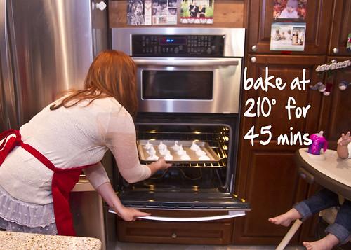bake time