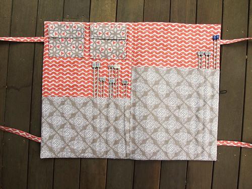 Knitting Needles Bag 2