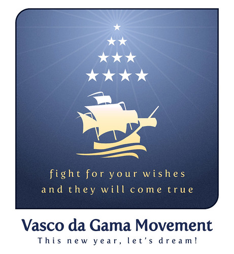 VdGM - Season Greetings by Vasco da Gama Movement