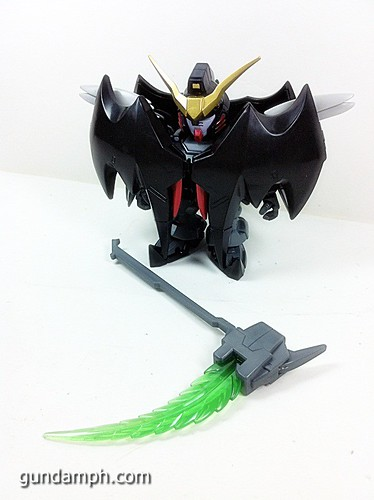 SD Gundam Online Deathscythe Hell Custom Toy Figure Unboxing Review (14)