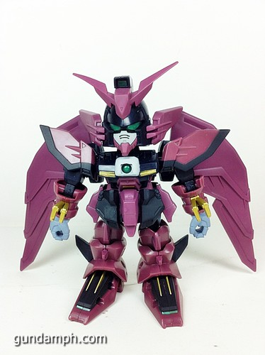 SD Gundam Online Capsule Fighter EPYON Toy Figure Unboxing Review (15)