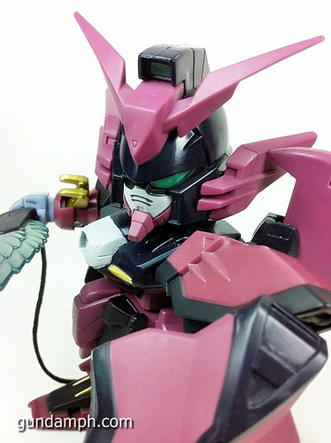 SD Gundam Online Capsule Fighter EPYON Toy Figure Unboxing Review (40)