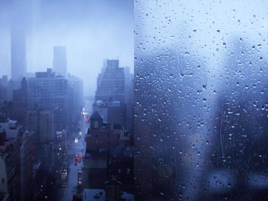 Incoming Rain