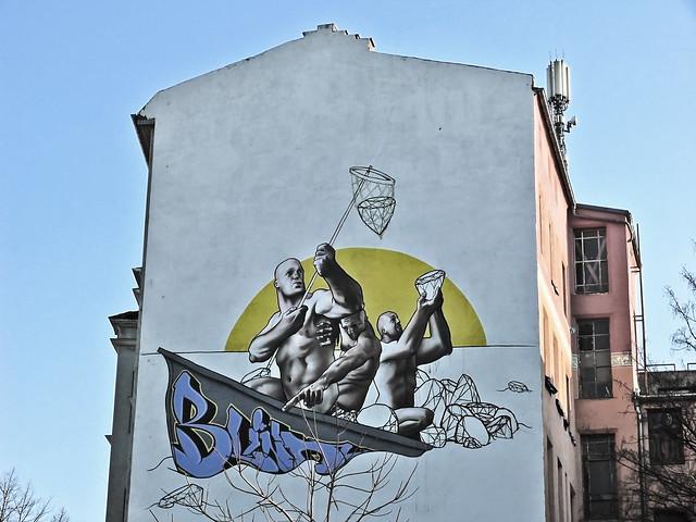 Friedrichstraße - Ecke Torstraße