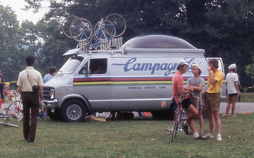 Campagnolo Support Van From 1976