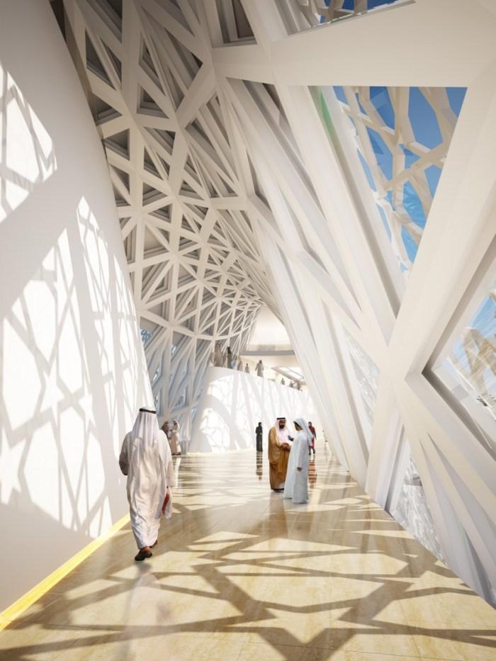Dubai's Crescent Moon Tower