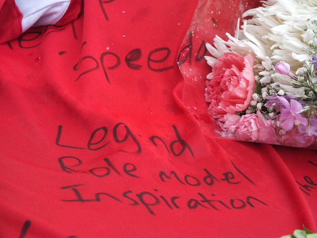 Tributes to Gary Speed