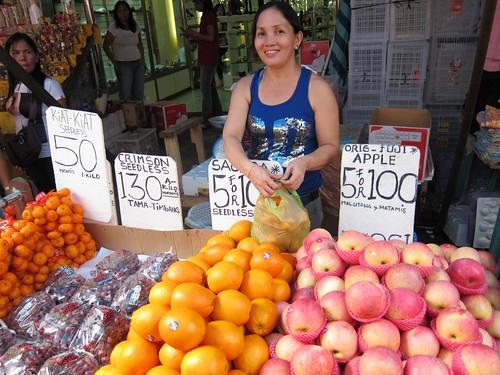 Divisoria -fruits