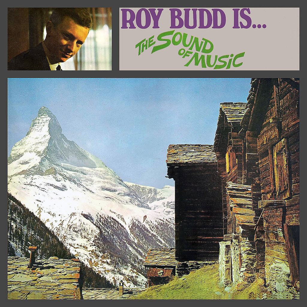 Roy Budd Is... The Sound of Music