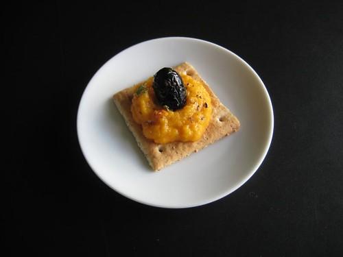 Mediterrenean Carrot Spread