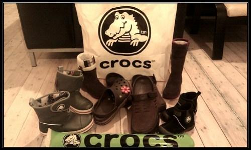 Crocs fans