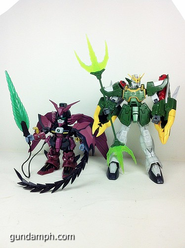 SD Gundam Online Capsule Fighter EPYON Toy Figure Unboxing Review (34)