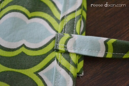 Needle Roll Tutorial Step 9