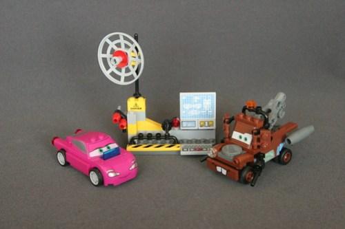 8424 Mater's Spy Zone 1