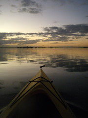 Winter Solstice Sunrise Paddle-1