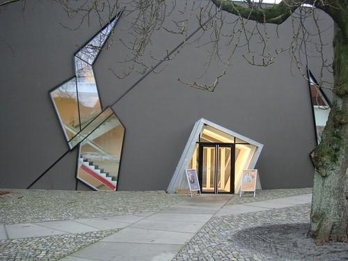 Anbau Felix-Nussbaum-Museum by Jens-Olaf