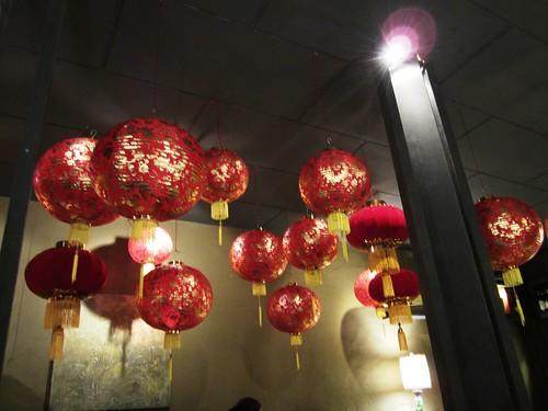 Cafe2 CNY decor
