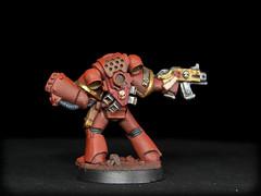 Blood Angels Sergeant 003