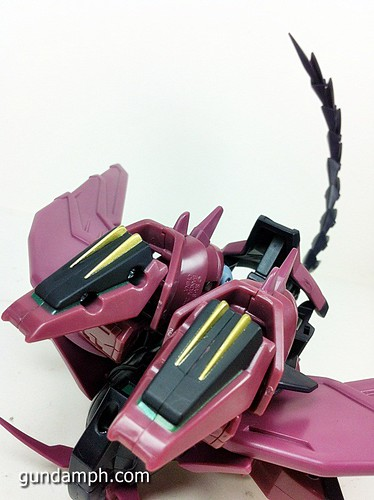 SD Gundam Online Capsule Fighter EPYON Toy Figure Unboxing Review (55)