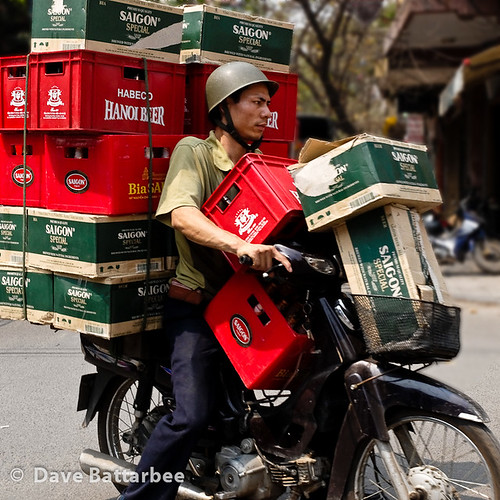 Beer delivery?