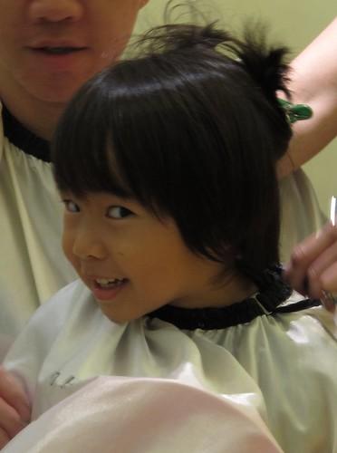 new haircut 5