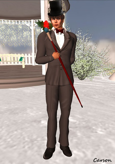 Cilian'gel  - 'Got Birdie' Evening Suit  POE 4